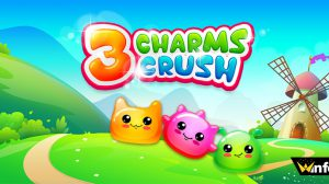 3 Charms Crush Slot Winfest