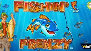 Fishin Frenzy Slot Winfest